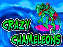Видео-слот Crazy Chameleons