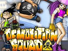 Онлайн-слот Demolition Squad
