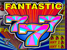 Онлайн-слот Fantastic Sevens