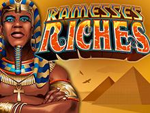 Онлайн-аппарат Ramesses Riches